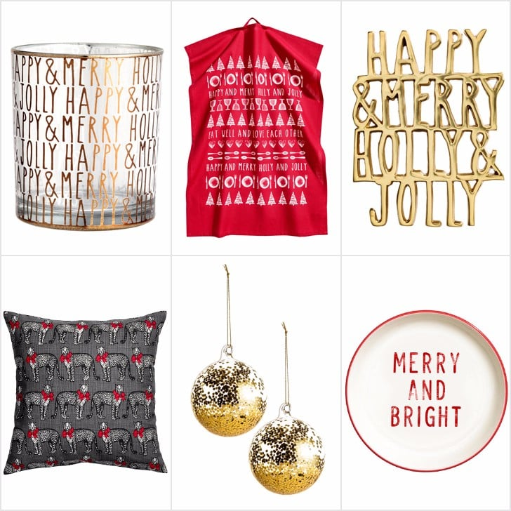 37 Holiday Decorations From H&M All For Under $15!