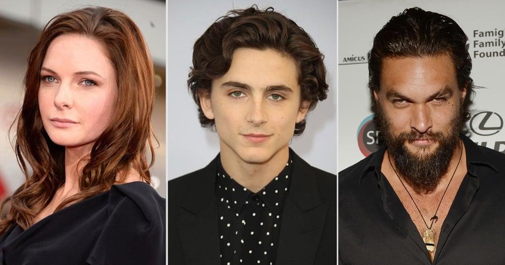 Dune Movie Cast