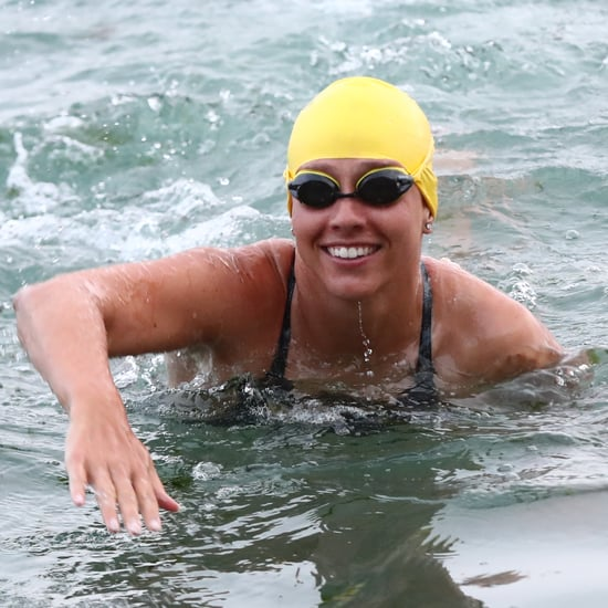 Chloe McCardel's Record-Breaking 35th English Channel Swim