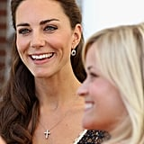 Kate Middleton and Reese Witherspoon in Beverly Hills.