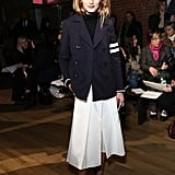 Pleated Culottes Give Off the Illusion of a Midi Skirt