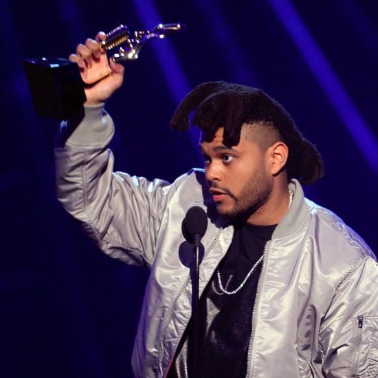 The Weeknd Acceptance Speech 2016 Billboard Music Awards