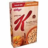 Kellogg's Pumpkin Spice Special K