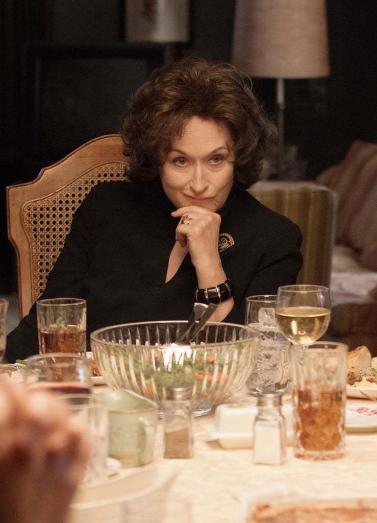 august osage county review Despite moving a portion of the action outdoors to the flat sun-parched farmland that surrounds the stuffy homestead haunted by the ghosts of grudges past, wells doesn't completely disguise the stagey roots of this cinematic incarnation.