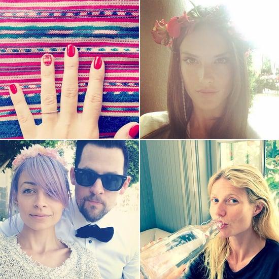 Beauty Was Blooming on Instagram This Week