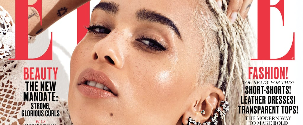 Zoë Kravitz Reveals the Beautiful Reason Mum Lisa Bonet Is Her Ultimate Role Model