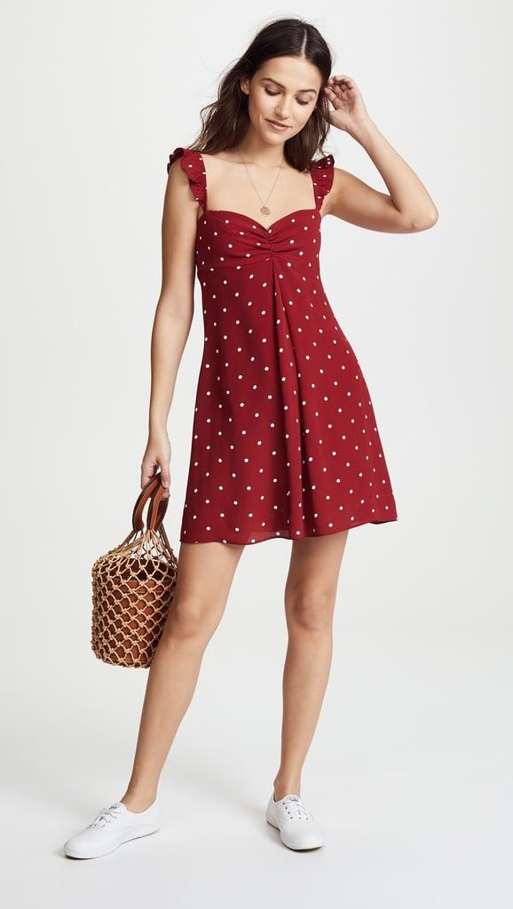 Best Red Dresses 2018