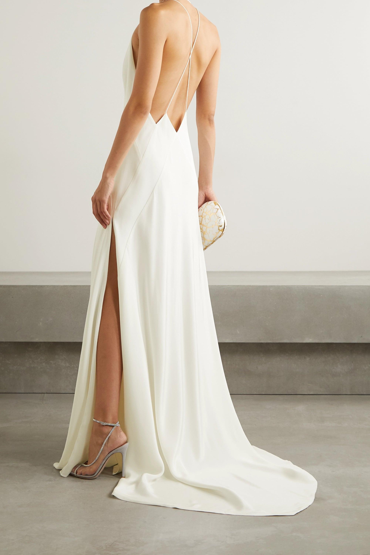 20 Sexy Wedding Dresses Perfect For the Beach   POPSUGAR Fashion