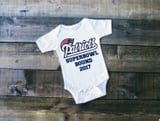 23 Super Bowl Onesies For the Tiniest Football Fan