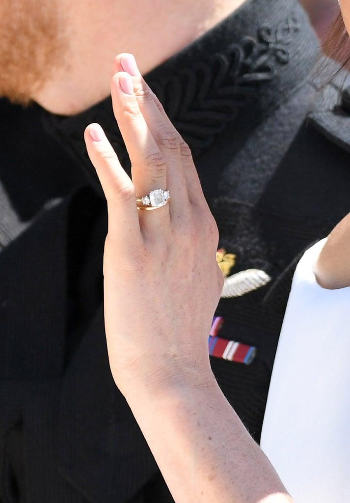 Meghan Markle Wedding Ring.Meghan S Engagement Ring Meghan Markle Engagement Ring Change