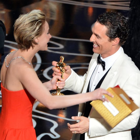 Oscars Show Pictures 2014