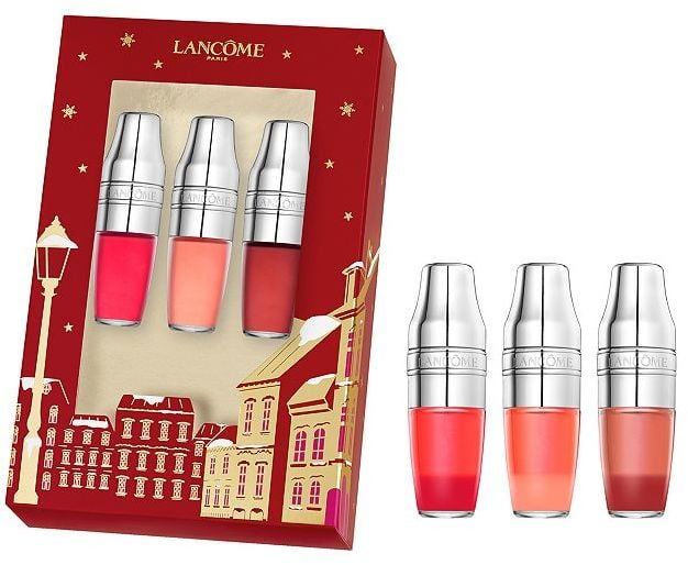 lancome juicy shaker trio christmas gift set