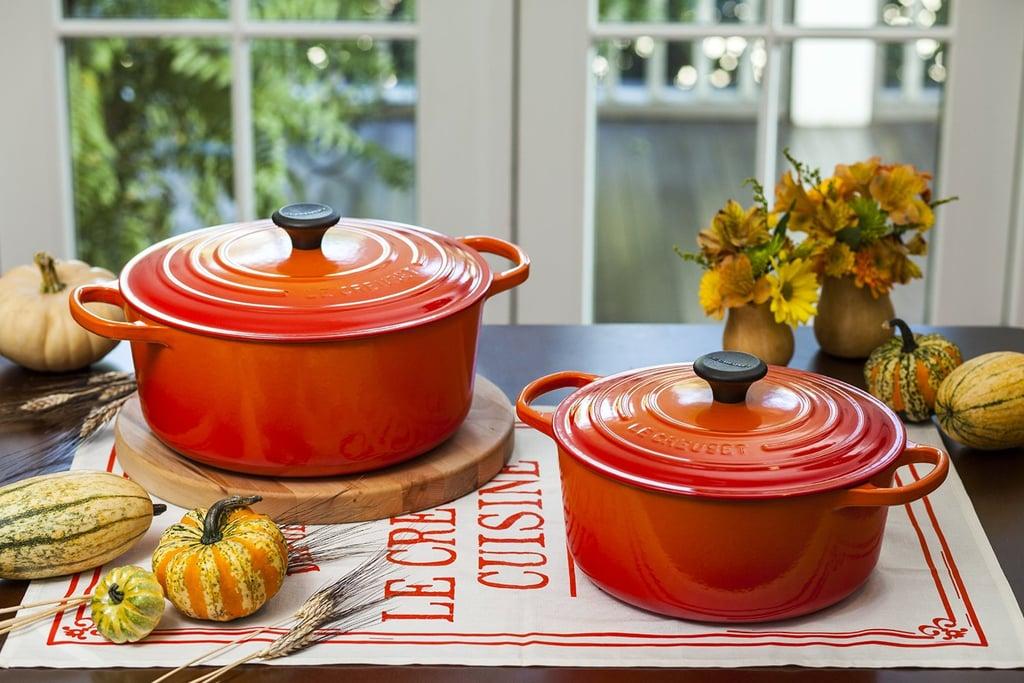 Splurge: Le Creuset 5 1/2-Quart Dutch Oven