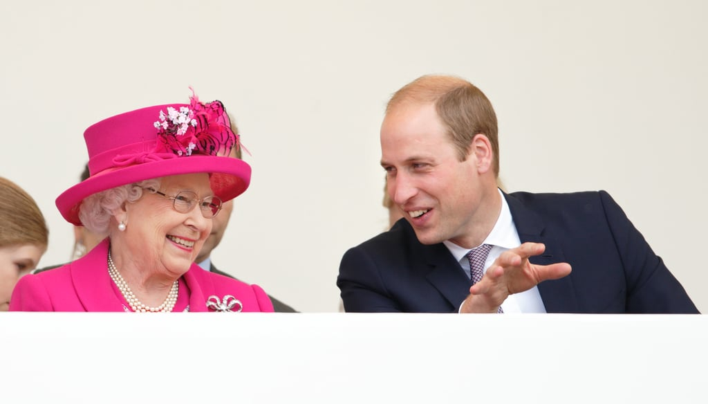 "Queen Elizabeth II has been training Prince William to be king practically all of his life, and being that she's his grandmother and all, it makes sense that there's a ""special closeness"" between them. Not only does William often accompany Elizabeth on some of her royal engagements, but he also steps in for her every now and then. William has even described her as ""the best role model I could have.""  When William lost his mother, Princess Diana, in 1997, guess who was by his side, shielding him from the media? The queen herself. Elizabeth ""deliberately"" removed newspapers so that he and Prince Harry ""didn't know what was going on."" Elizabeth may be the queen, but it's obvious that her family will always come first.       Related:                                                                                                           13 Royally Sweet Photos of Queen Elizabeth II and Her ""Dearly Beloved Grandson"" Prince Harry"