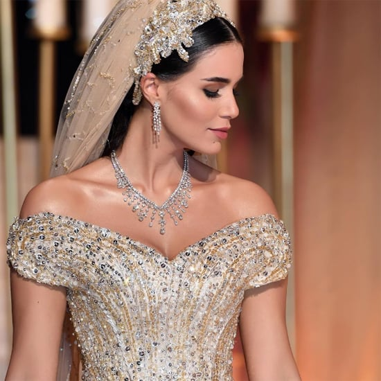 Dana Wolley Zayat Wedding Dress
