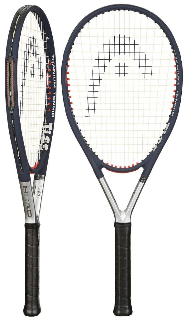 Tennis — Head Titanium Ti.S5 Comfort Zone Racquet
