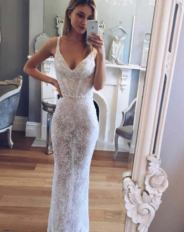 Wedding Dress Pictures on Instagram
