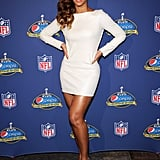 2013, Super Bowl XLVII Halftime Press Conference