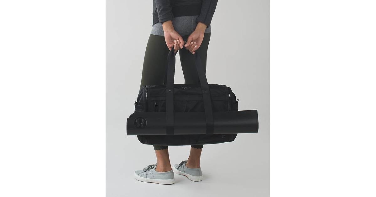 86fc79f9d0 The Over-Packer: Lululemon Urban Warrior Duffel | Which Gym Bag Should You  Get? | POPSUGAR Fitness Photo 2