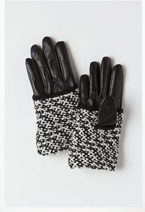 The coldest months are yet to come, and these cozy Anthropologie Paradeplatz cuffed leather gloves ($50, originally $88) are sure to keep my Winter mitts warm!  — CDC
