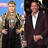 Madonna and Alex Rodriguez
