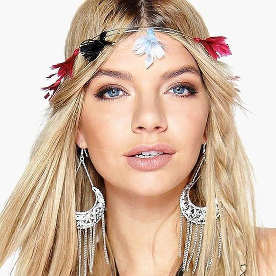 Where to Buy Feather Hair Accessories