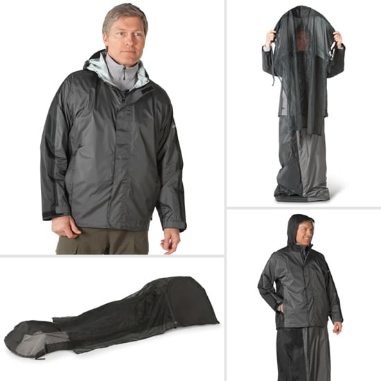 A Wearable Tent
