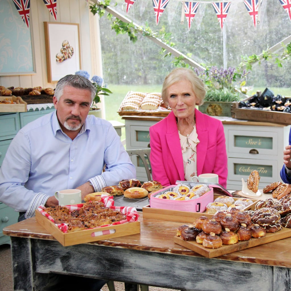 Reasons to Watch the Great British Baking Show
