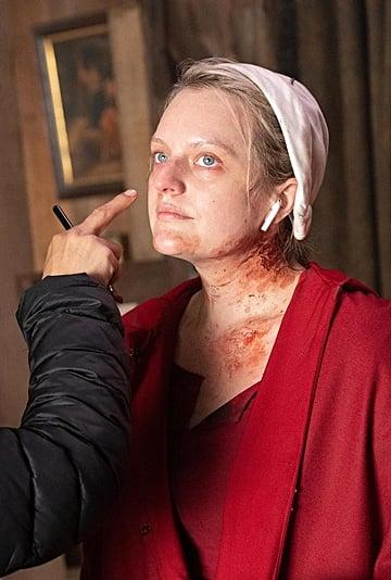 Behind the Scenes of The Handmaid's Tale Season 4 Makeup