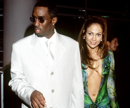 Jennifer Lopez wowed the crowd at the 2000 ceremony with Diddy.