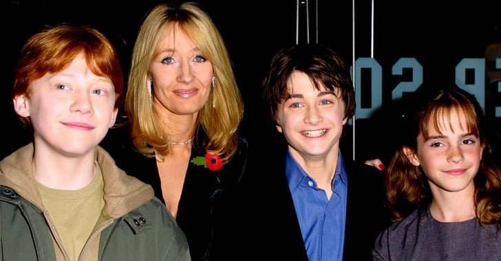 Watson Auto Group >> JK Rowling and the Harry Potter Cast Through the Years ...