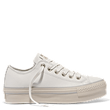 Converse Platform Leather Sneakers