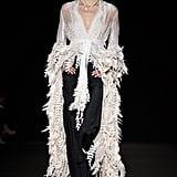 Zendaya's Rahul Mishra Haute Couture Spring 2020 Look on the Runway