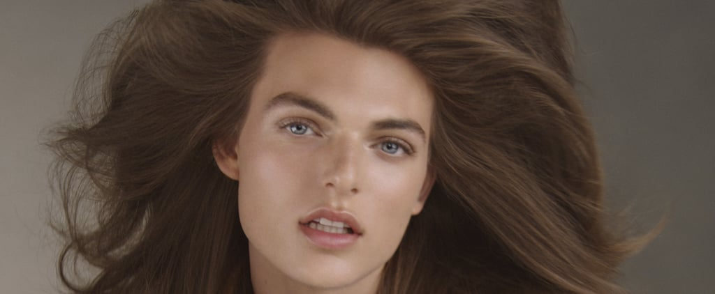 Damian Hurley in Pat McGrath Skin Fetish Foundation Campaign