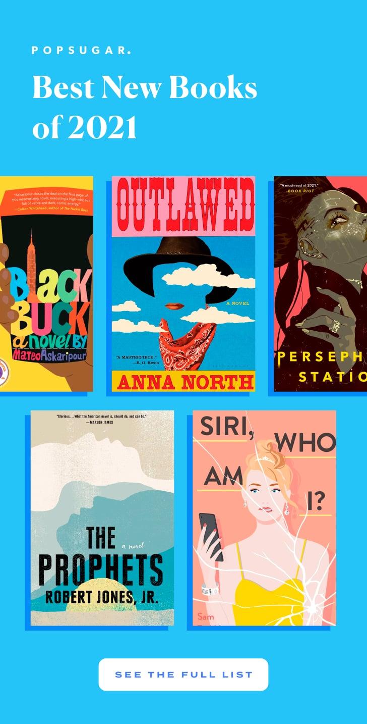 Best New Books of 2021