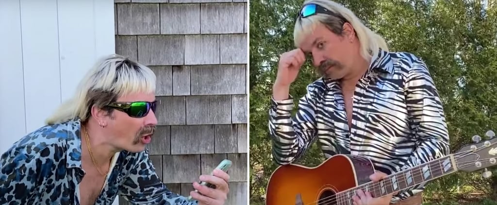 Watch Jimmy Fallon as Nicolas Cage as Joe Exotic