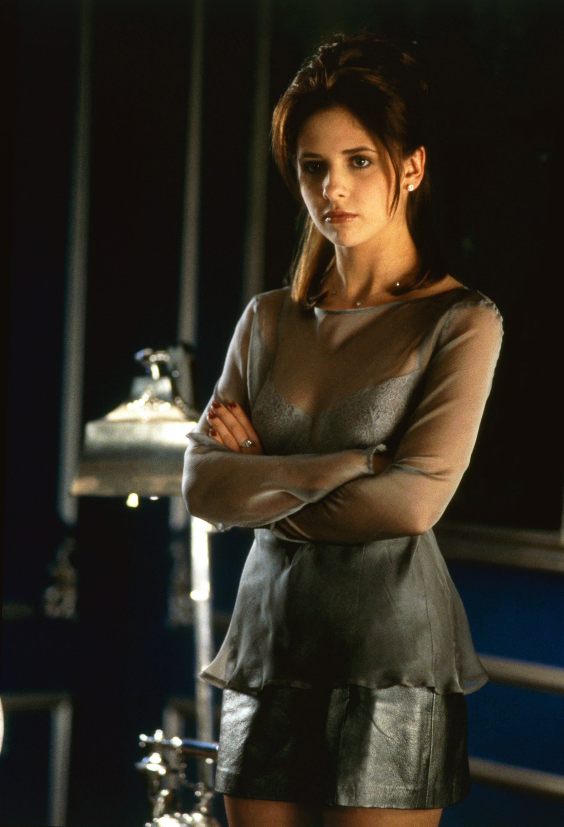 Sarah Michelle Gellar was almost talked out of playing Kathryn Merteuil, Female Side Characters |  12 Fascinating Details the Cruel Intentions Cast Revealed in a 20th  Anniversary Interview | POPSUGAR Entertainment Photo 2