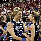 Chad Michael Murray in One Tree Hill