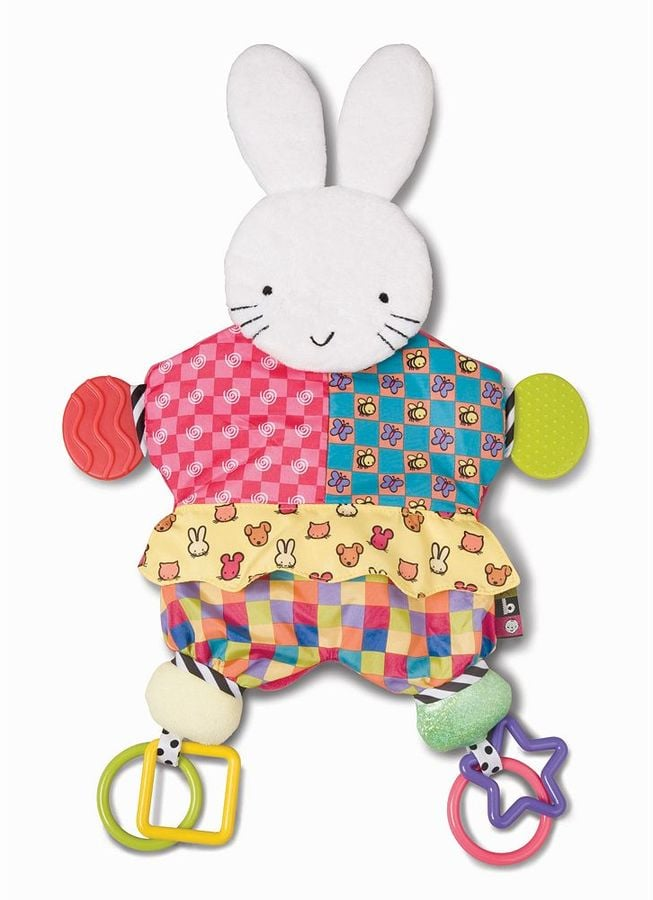 Baby Bunny Teether Blanket