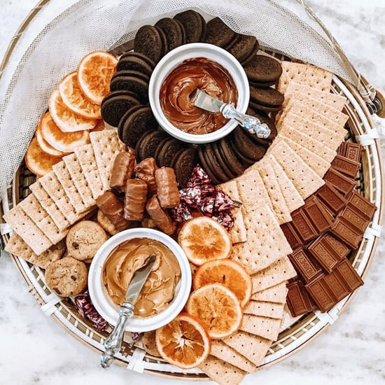 These S'mores Charcuterie Boards Are Perfect For Fall