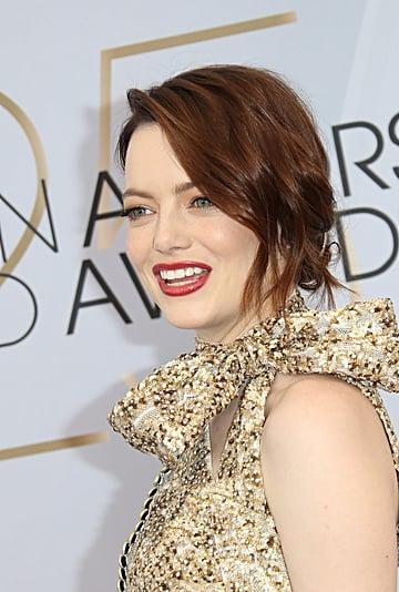 Emma Stone's Natural Hair Colour