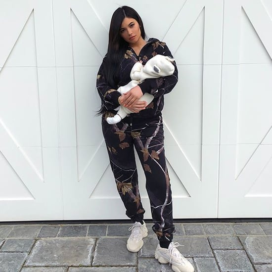 Kylie Jenner Mom-Shamed For Long Nails