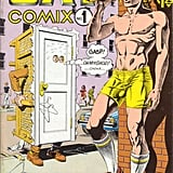 Gay Comix LGBT themes have been explored in underground comix since the early '70s. One of these alternative comics is Gay Comix, which was published from 1980 to 1998. Many of the early story lines were autobiographical from the homosexual artists involved in the series, and themes included falling in love, coming out, and sex. Even though the comics featured gay relationships, they weren't as sexually explicit as some of the other graphic novels in the genre.