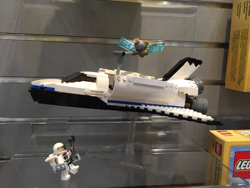 Lego Creator Space Shuttle Explorer | New Lego Sets For 2017 ...