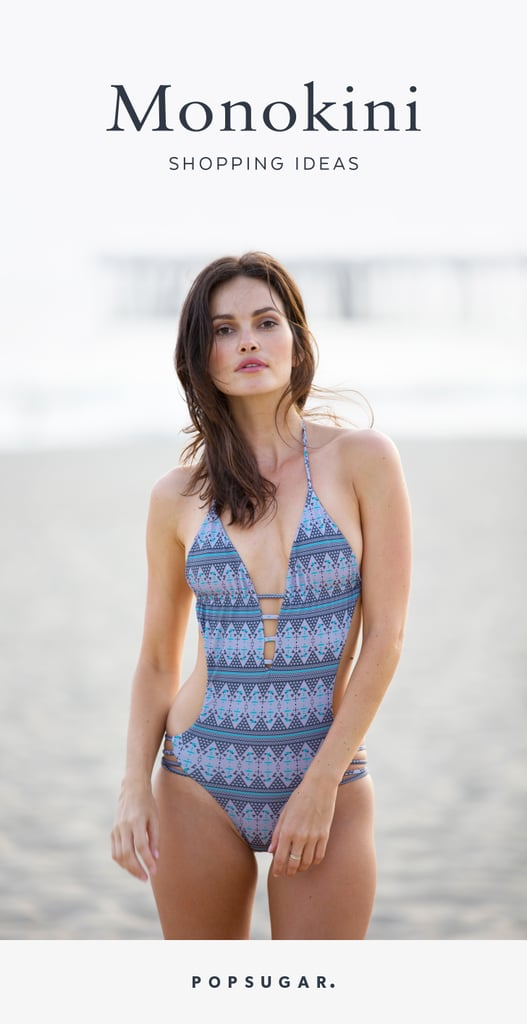 19 Monokini Swimsuits That Are About to Make This Your Sexiest Summer Yet