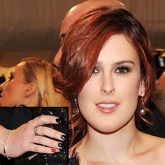 Rumer Willis at the 2011 Met Gala: Pictures of Her Hair, Makeup, and Manicure