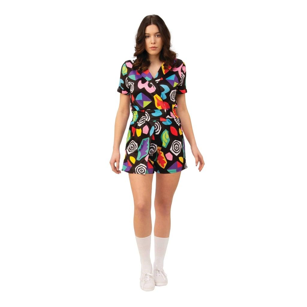 Women's Stranger Things Eleven Mall Dress Halloween Costume