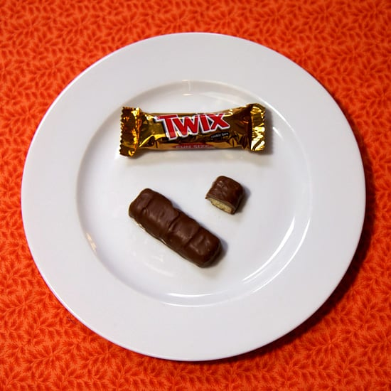Twix Photos Of 100 Calories Of Halloween Candy Popsugar Fitness