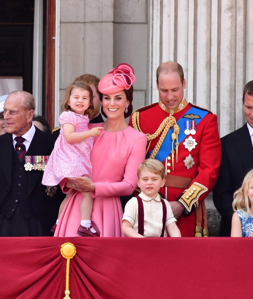Princess Charlotte's Fashion