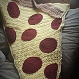 Pizza Sleeping Bag Blanket